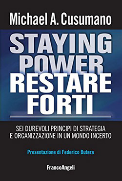Staying power - Restare forti - copertina